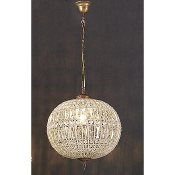 Palermo Chandelier Small - The Lighting Lounge Australia