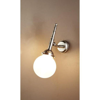 Paris Wall Lamp in Antique Silver - The Lighting Lounge Australia