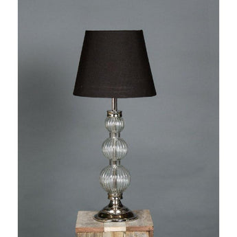 Piccadilly Glass Ball Table Lamp Base - The Lighting Lounge Australia