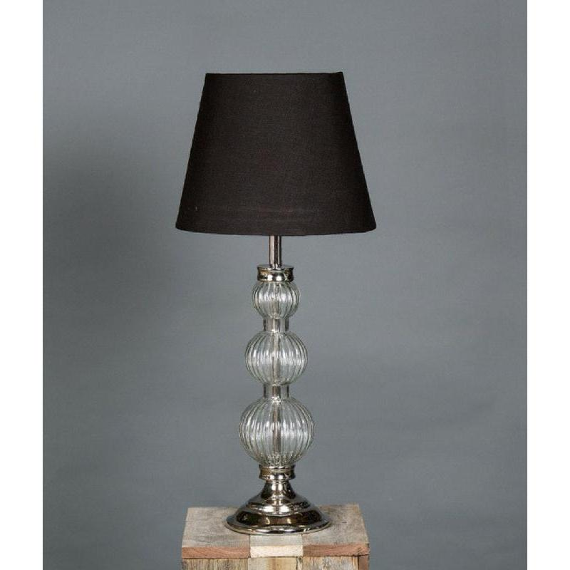 Piccadilly Glass Ball Table Lamp Base