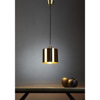 Portofino Hanging Lamp Brass - The Lighting Lounge Australia