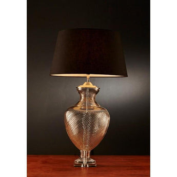 Prada Glass Table Lamp - The Lighting Lounge Australia