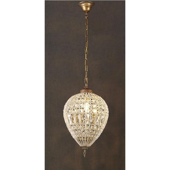 St Loren Glass Pendant - The Lighting Lounge Australia
