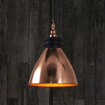 Sardinia Hanging Lamp in Copper - The Lighting Lounge Australia