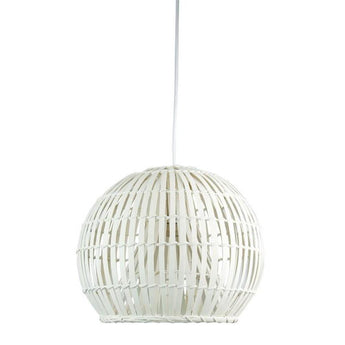 Satori Pendant Antique White - The Lighting Lounge Australia