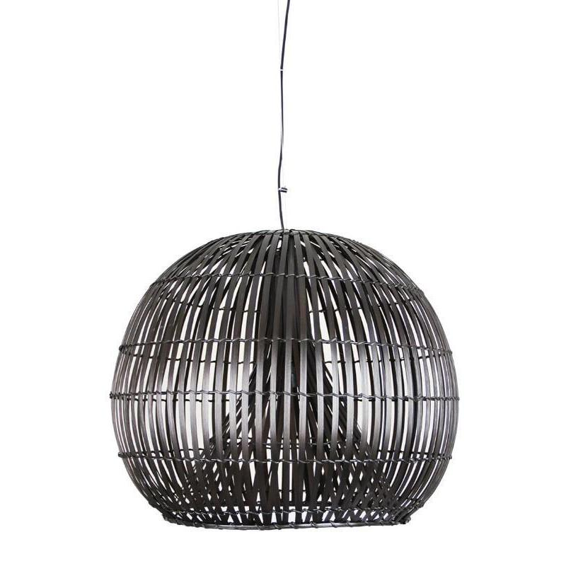 Satori Pendant Dark Brown - check if comes with suspension - The Lighting Lounge Australia
