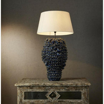 Singita Table Lamp Blue - The Lighting Lounge Australia