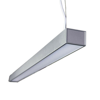 Sliver LED Pendant Silver - The Lighting Lounge Australia