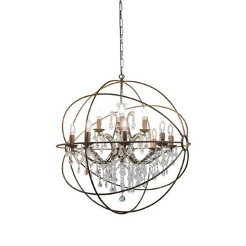 Sundance Chandelier Large - The Lighting Lounge Australia