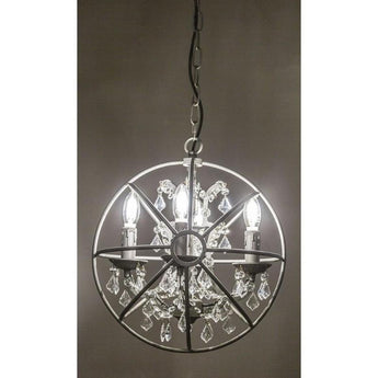 Sundance Chandelier Small - The Lighting Lounge Australia