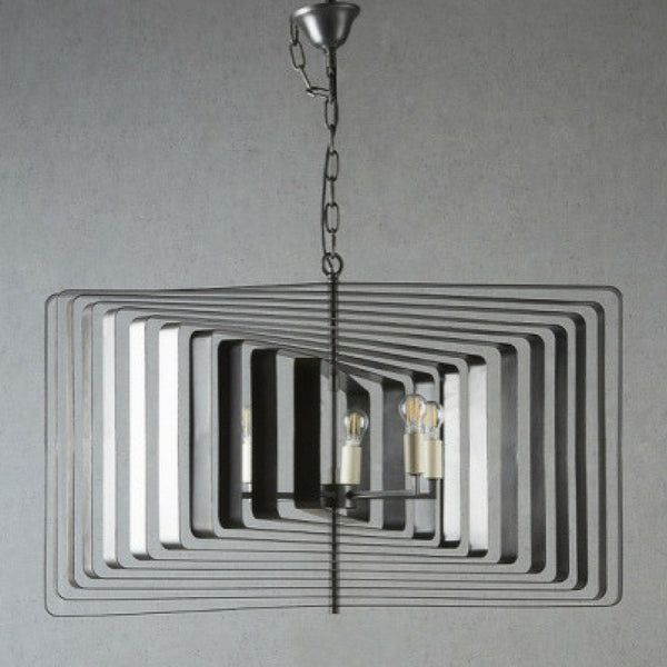 Tamarama Pendant Black Brass - The Lighting Lounge Australia