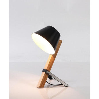 Mikkel Table Lamp Black - The Lighting Lounge Australia