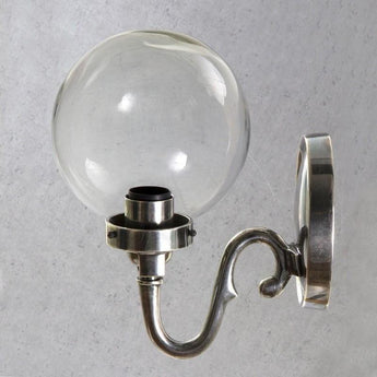 Tuscany Wall Lamp Antique Silver - The Lighting Lounge Australia