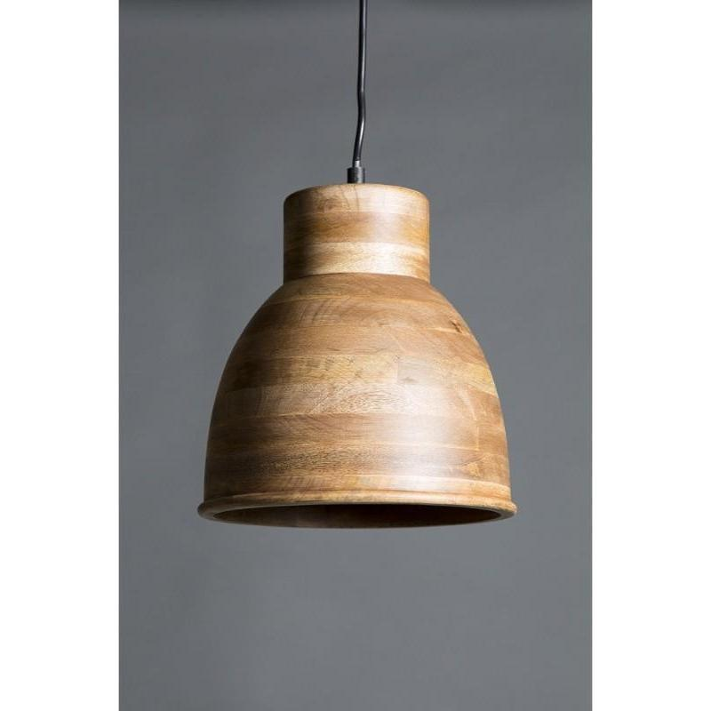 Veneto Wooden Pendant Lamp - The Lighting Lounge Australia