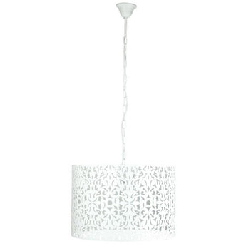 Vicky Pendant Matt White - The Lighting Lounge Australia