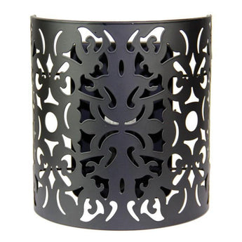 Vicky Wall Light Matt Black - The Lighting Lounge Australia