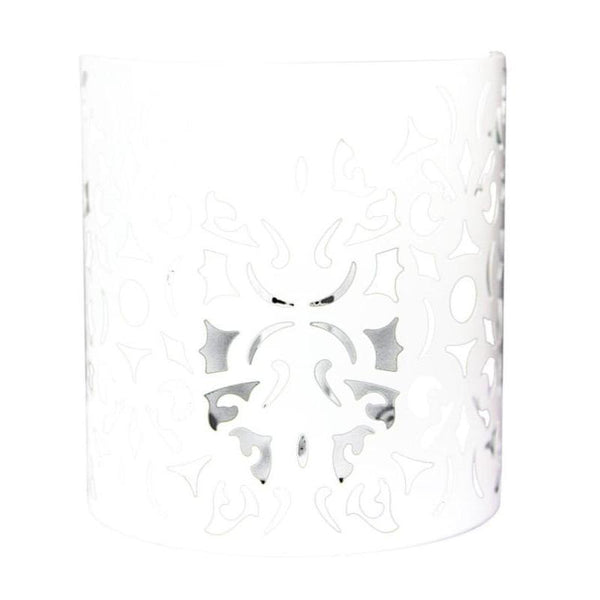 Vicky Wall Light Matt White - The Lighting Lounge Australia