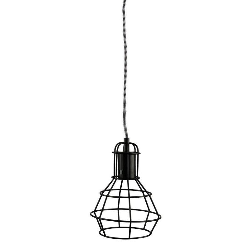 Work Single Pendant Black - The Lighting Lounge Australia