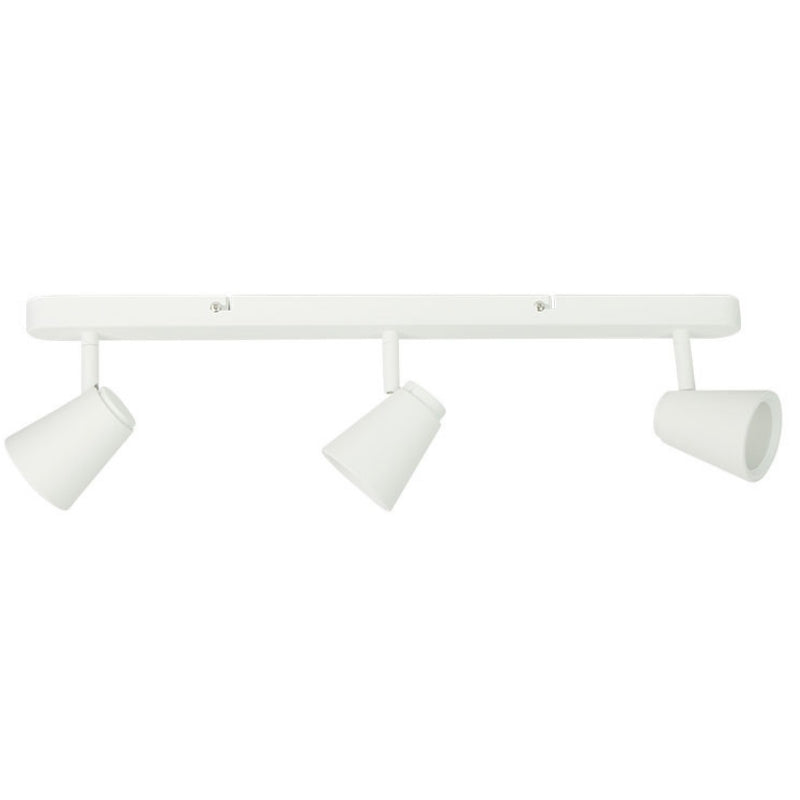 Zoom 3 Light Spotlight Bar White - The Lighting Lounge Australia