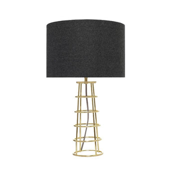 Beatrice Brass Table Lamp - The Lighting Lounge Australia