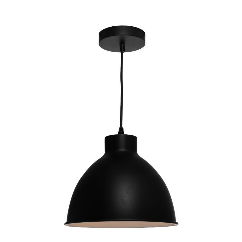 Dome Pendant Black - The Lighting Lounge Australia