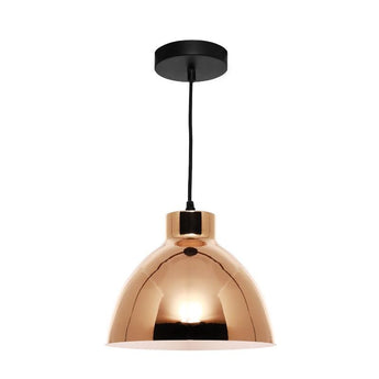 Dome Pendant Gold - The Lighting Lounge Australia