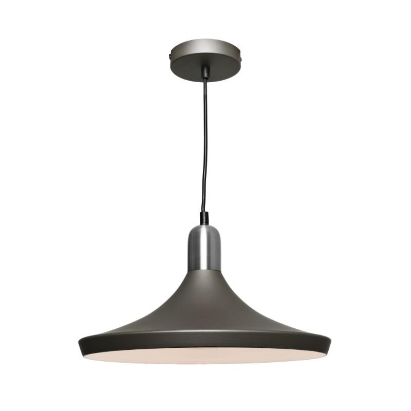 Dusty Pendant Satin Chrome - The Lighting Lounge Australia