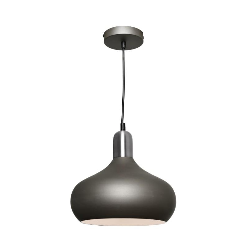 Sloan Pendant Satin Chrome - The Lighting Lounge Australia