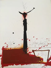 "Ralph Steadman Signed Plague and the Moonflower Limited Edition Print XX/100 LARGE 25"" x 32"""