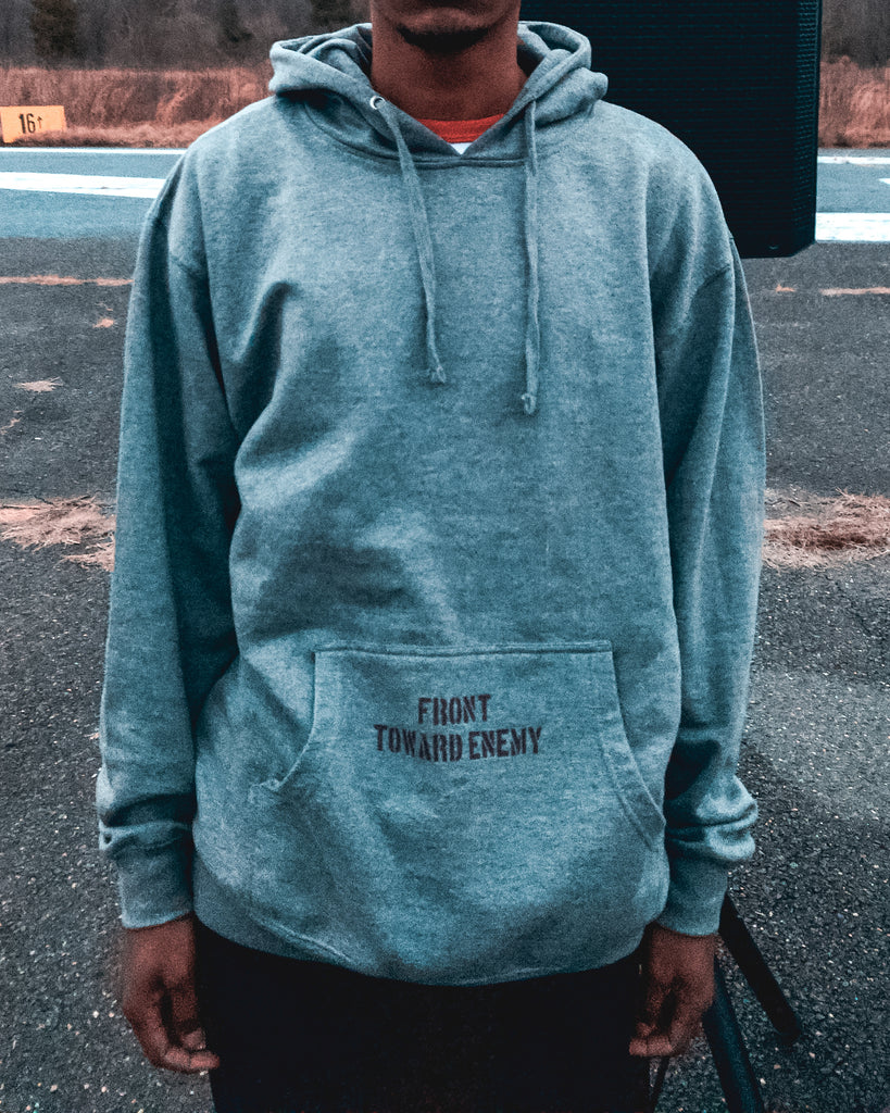 'Murphy's Law' Hooded Sweatshirt