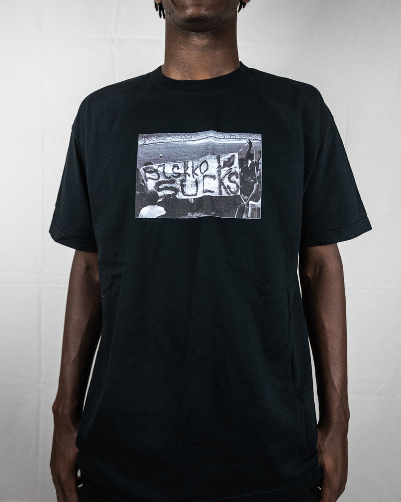 'Diskko Sucks' Short Sleeve Tee