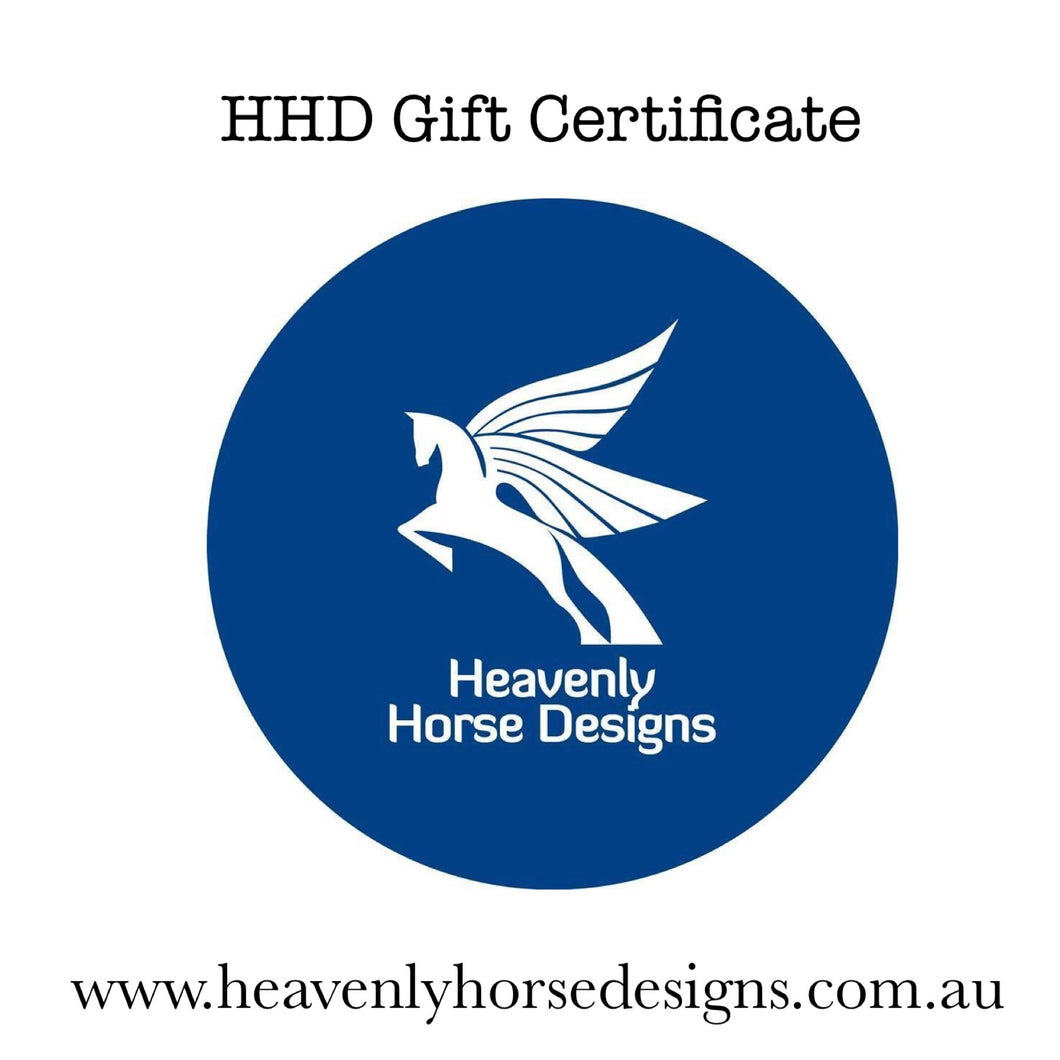 HHD Gift Certificate - $25.00