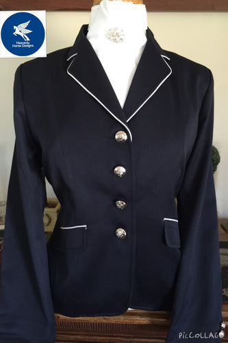 HHD Dressage Contrast Competition  Jacket