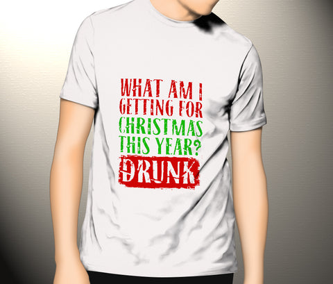 What Am I Getting For Christmas This Year? Drunk