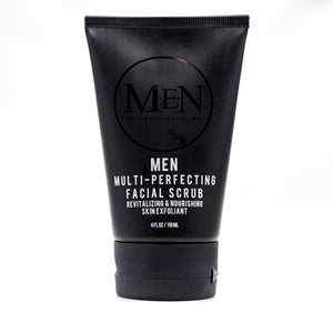 MEN MULTI - PERFECTING FACIAL SCRUB + FREE SHIPPING