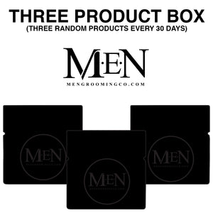 THREE PRODUCT BOX