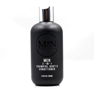 MEN 3-IN-1 SHAMPOO, BODY, AND CONDITIONER + FREE SHIPPING