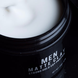MEN GROOMING CO. MATTE CLAY