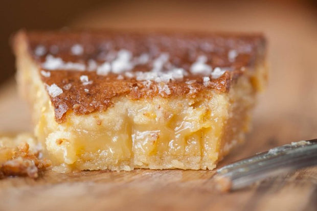 Salt & Honey Pie