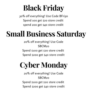 The 2017 Small Business Black Friday Guide