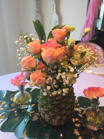 Pineapple Vase - Emmy Mae Boutique