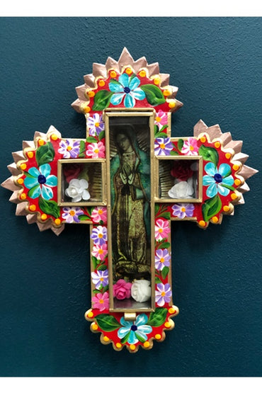 PIECE COLLECTORS MEXICAN NICHE CROSS