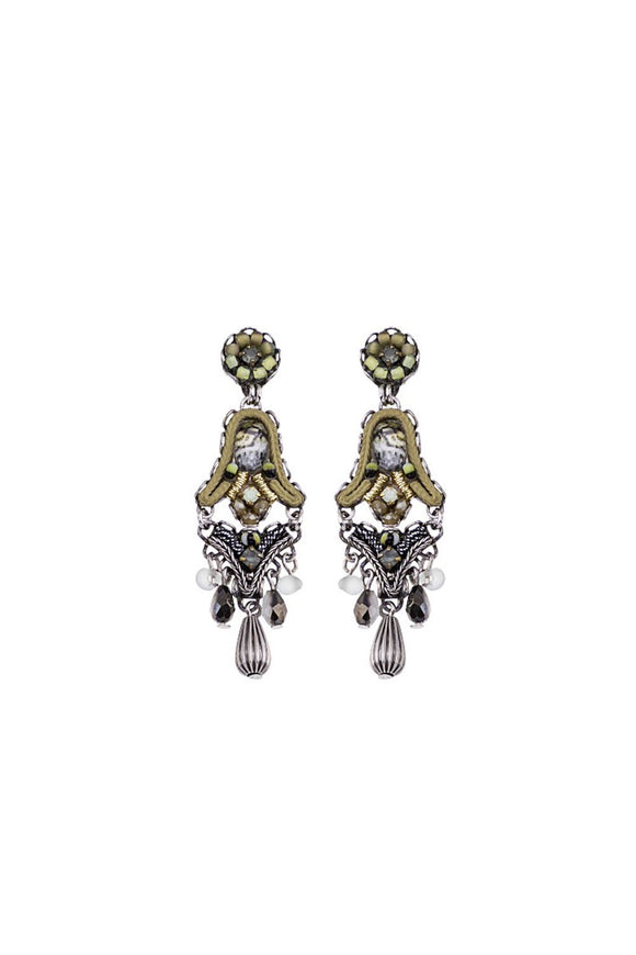 AYALA BAR AUTUMN LEAVES, ELIANA EARRING