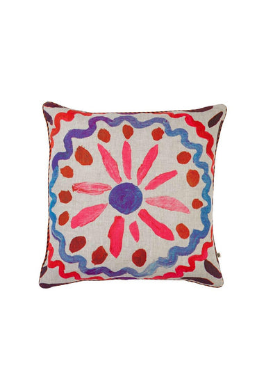 BONNIE & NEIL HEIRLOOM CUSHION 50x50CM