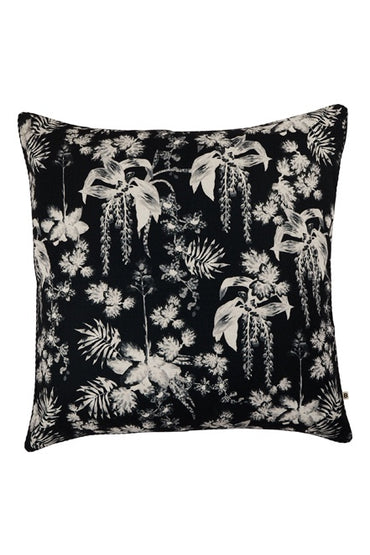BONNIE & NEIL OD03 DANCING LADY INVERT BLACK 60x60cm OUTDOOR CUSHION