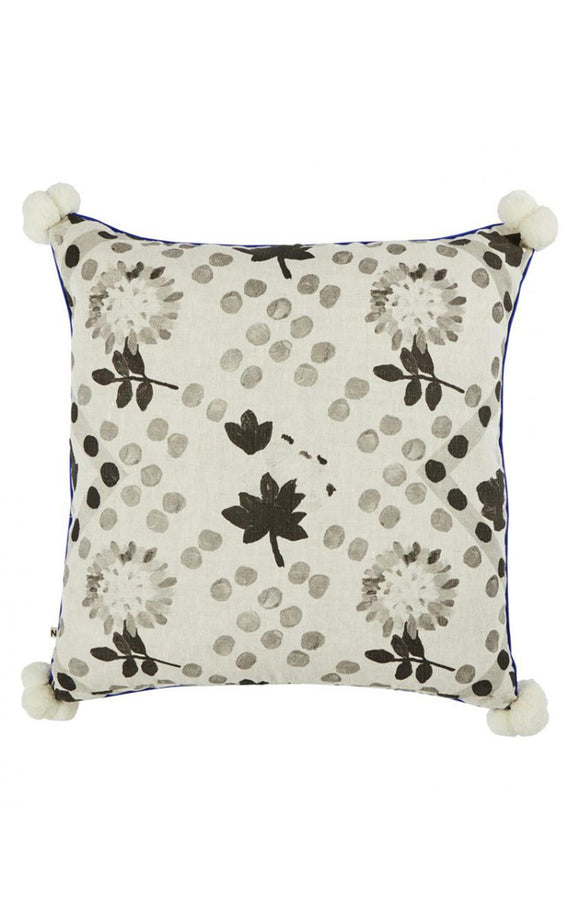 BONNIE AND NEIL DAHLIA MULTI CUSHION 60CM