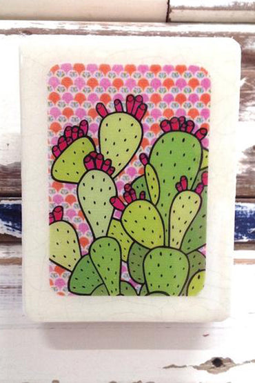 LOST & FOUND MINI CACTUS JUICE 12X9CM