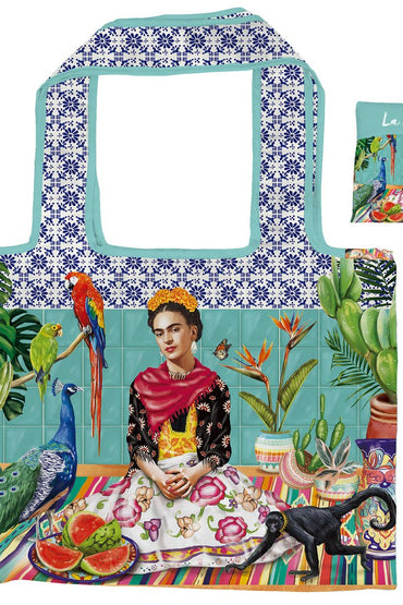 LA LA LAND FOLDABLE SHOPPER BAG FRIDA'S PARADISE