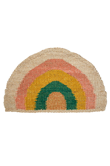 LANGDON RAINBOW DOORMAT TROPICAL