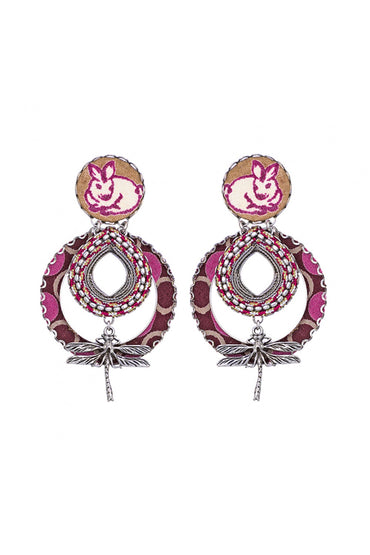 AYALA BAR RAINBOW COLLECTION, EARRING